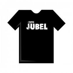 T-Shirt Herren Jubel schwarz
