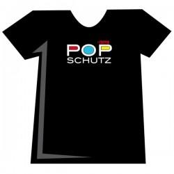 T-Shirt POPSCHUTZ Damen vorne