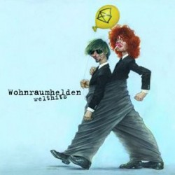 WOHNRAUMHELDEN Welthits Cover