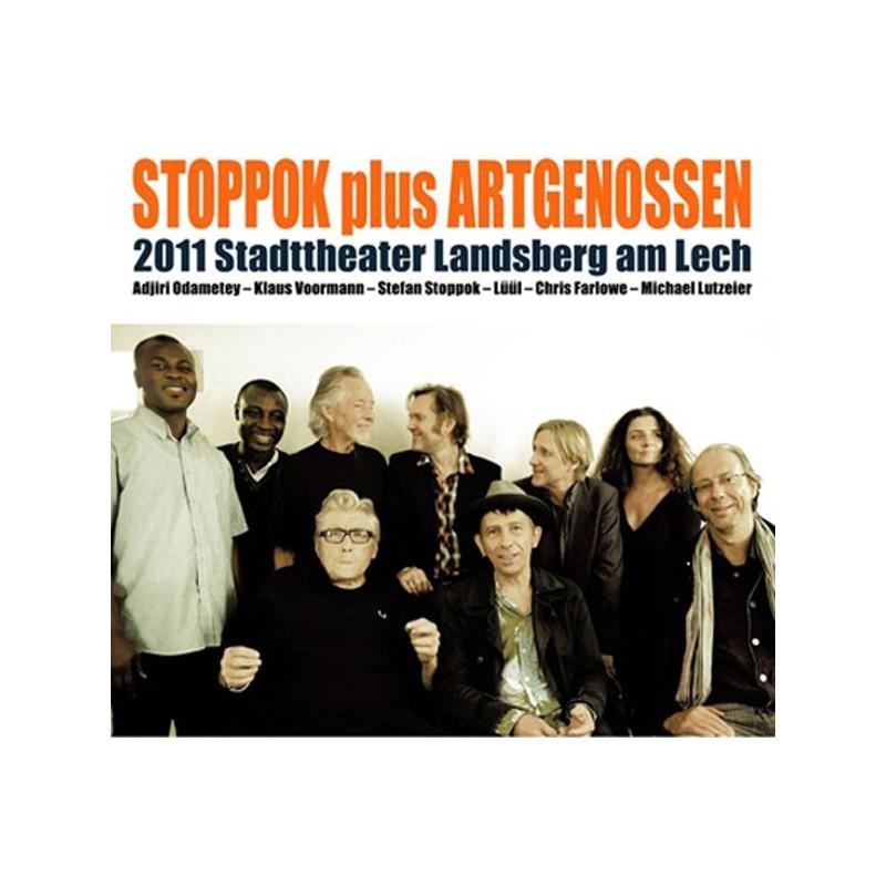 STOPPOK plus ARTGENOSSEN - Stadttheater Landsberg Cover